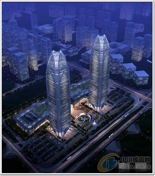 工程总投资达60亿元,双子塔