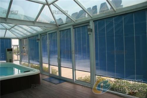 锐谷电动天棚帘玻璃:阳光房的好玻璃