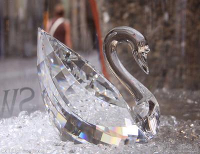 水晶和普通玻璃如何分辨?