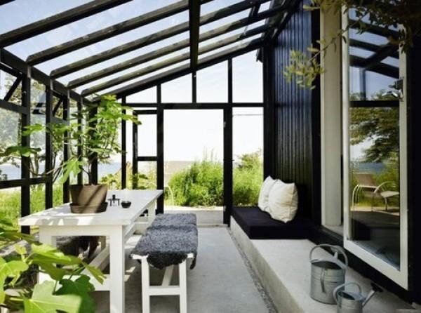 症结就是对阳光房根本就没有规划设计的概念,不知道如何设计?