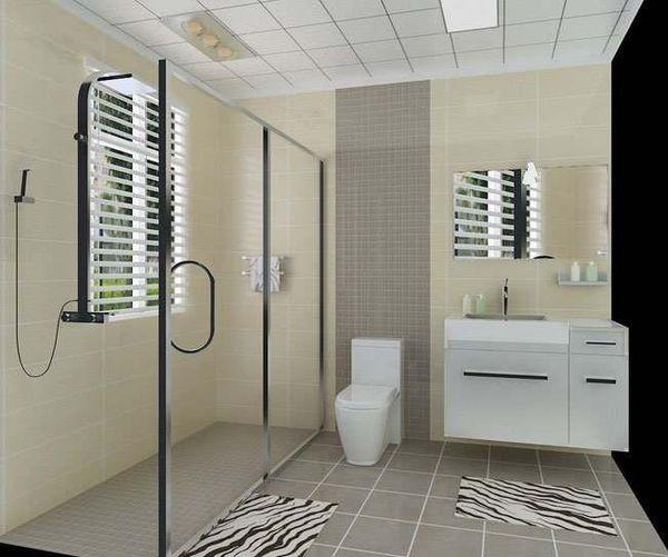 卫生间磨砂玻璃的生产工艺           当磨砂玻璃上贴了透明胶布,其