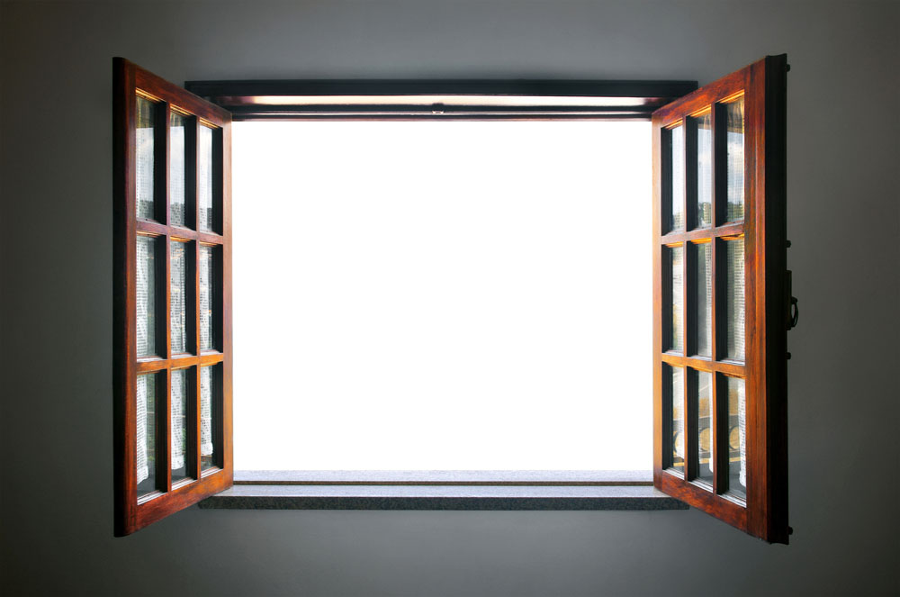 您不能错过的十种窗户设计方案!