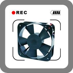 湿菱加湿器优势四:【轴承式防水风机】