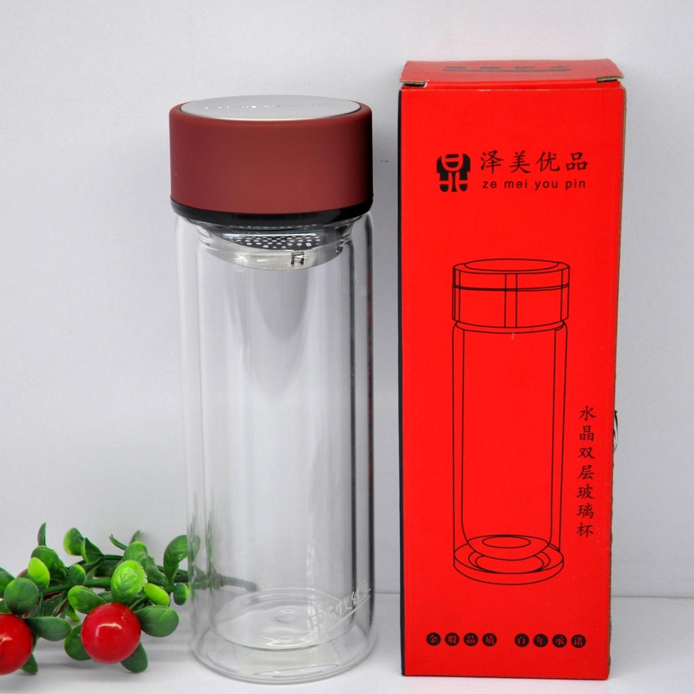 双层玻璃保温杯的特点 玻璃双层保温杯怎么除茶垢