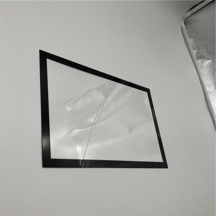 10.1寸显示屏丝印玻璃06