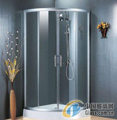 供应豪华型圆弧淋浴房
