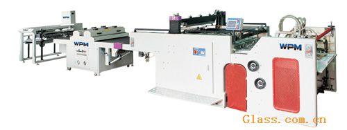 供应全自动丝网印刷机-玻璃生产设备-深圳市震巽网印