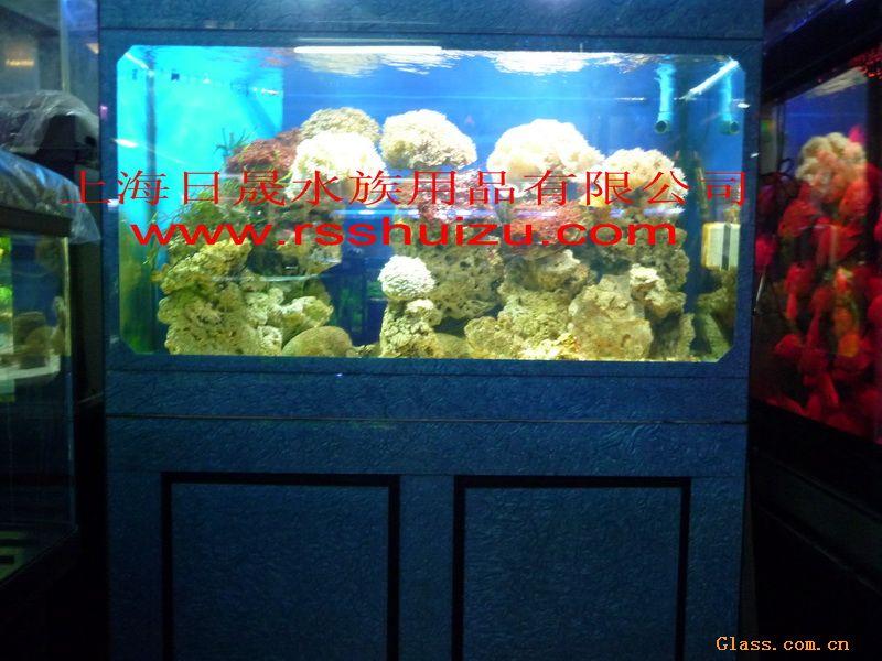 供应上海定做玻璃鱼缸