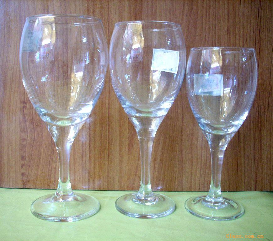 供应玻璃红酒杯图片