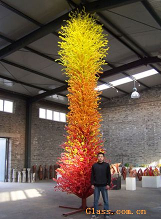 供应玻璃树