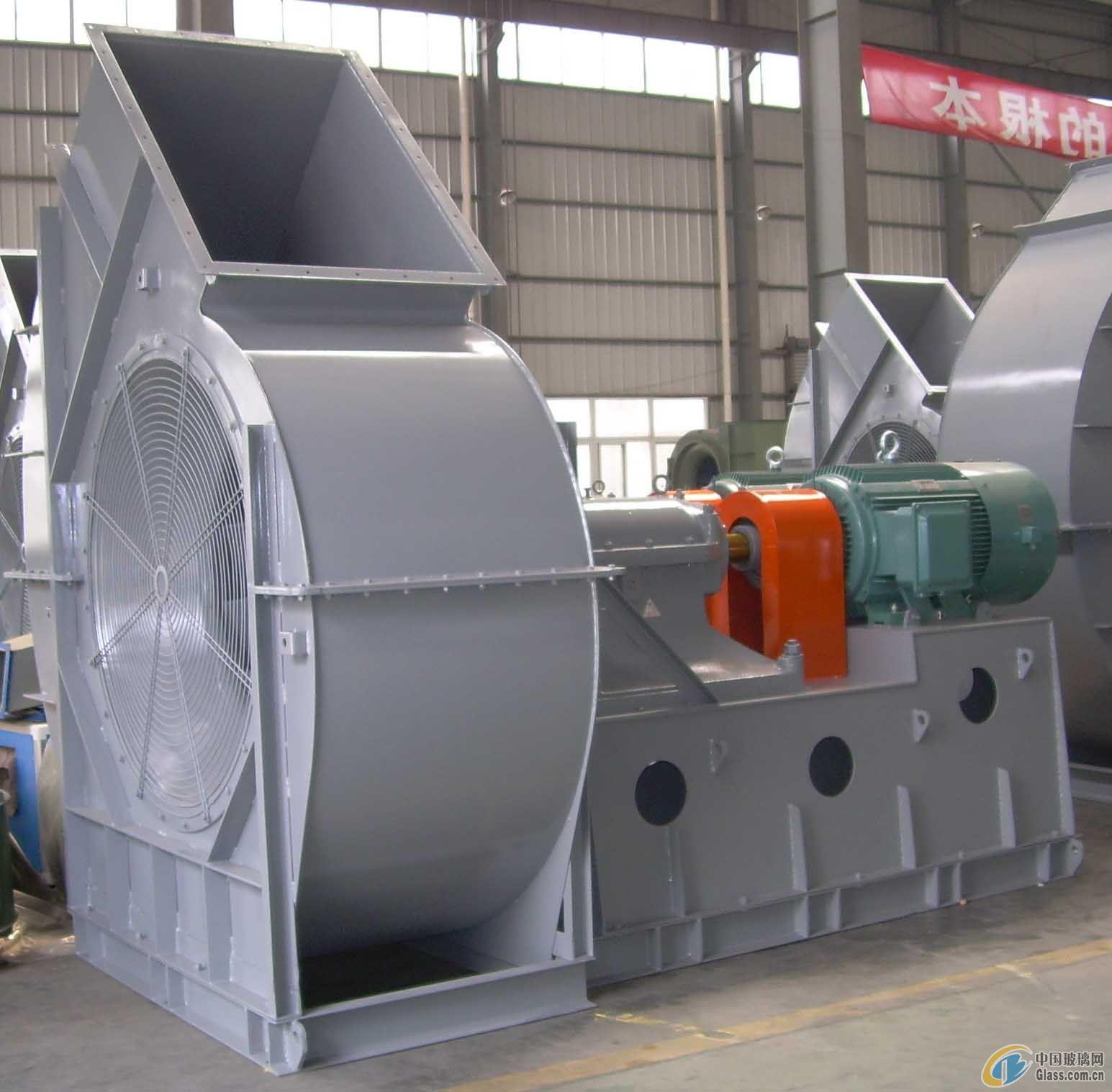 供应玻璃机械专用5-48型离心通风机 发布公司:上海德惠特种风机有限