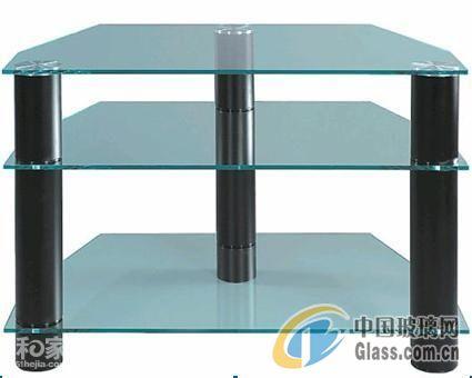 供应电视桌玻璃