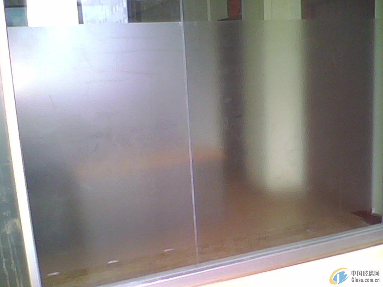 供应济南磨砂防撞条济南玻璃贴膜