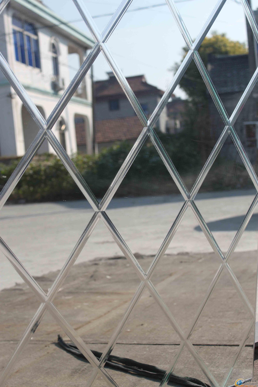 菱形玻璃贴图素材