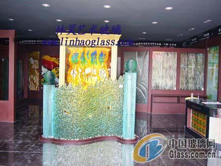 【佛山市南海区林昊艺术玻璃】-艺术玻璃,装饰玻璃
