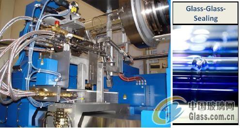 供应德国arnold太阳能集热玻璃管封接设备