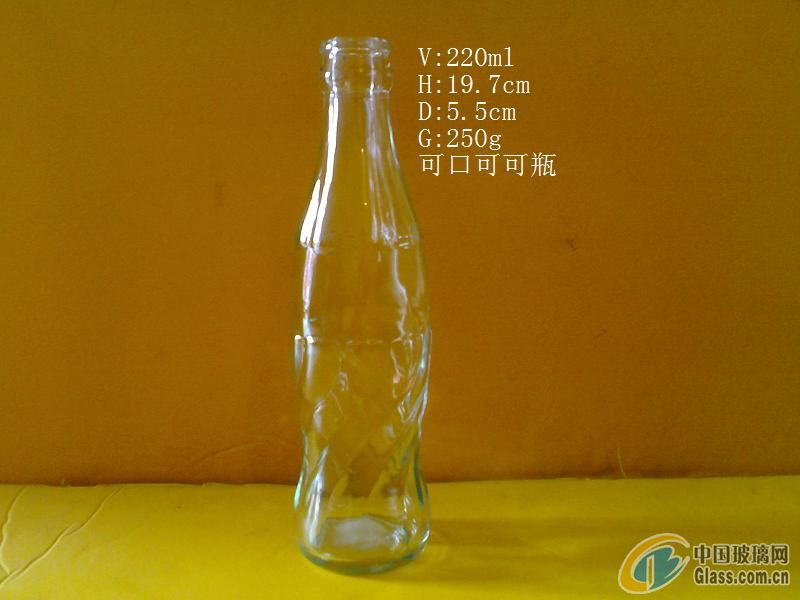 供应可乐玻璃瓶