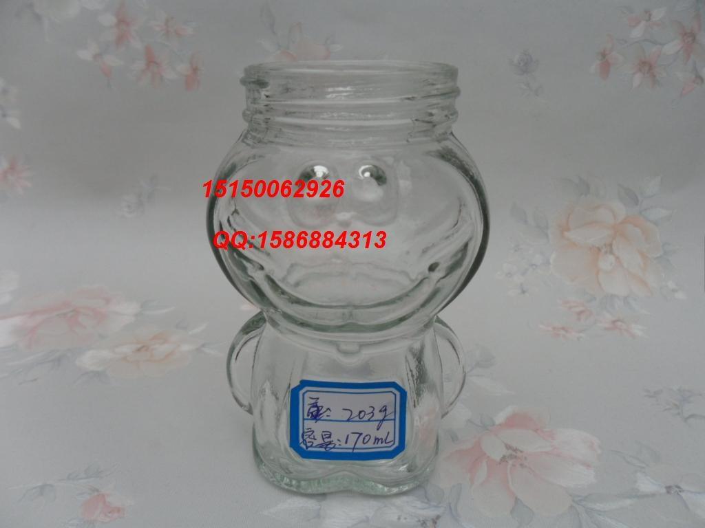 供应玻璃瓶,供应动物形状玻璃瓶