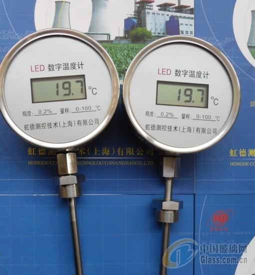 热电阻接数显仪接线图
