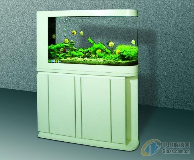 亮点红木鱼缸图片