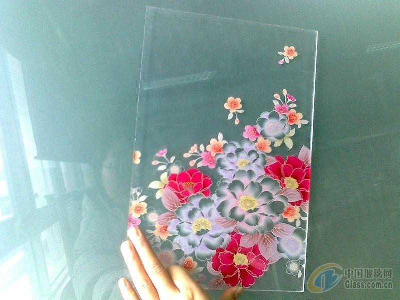 艺术玻璃uv喷画加工指导价 艺术玻璃uv喷画加工行情 深圳市...