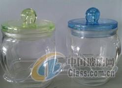 上海采购-玻璃调味罐