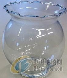 天津采购-花边玻璃鱼缸