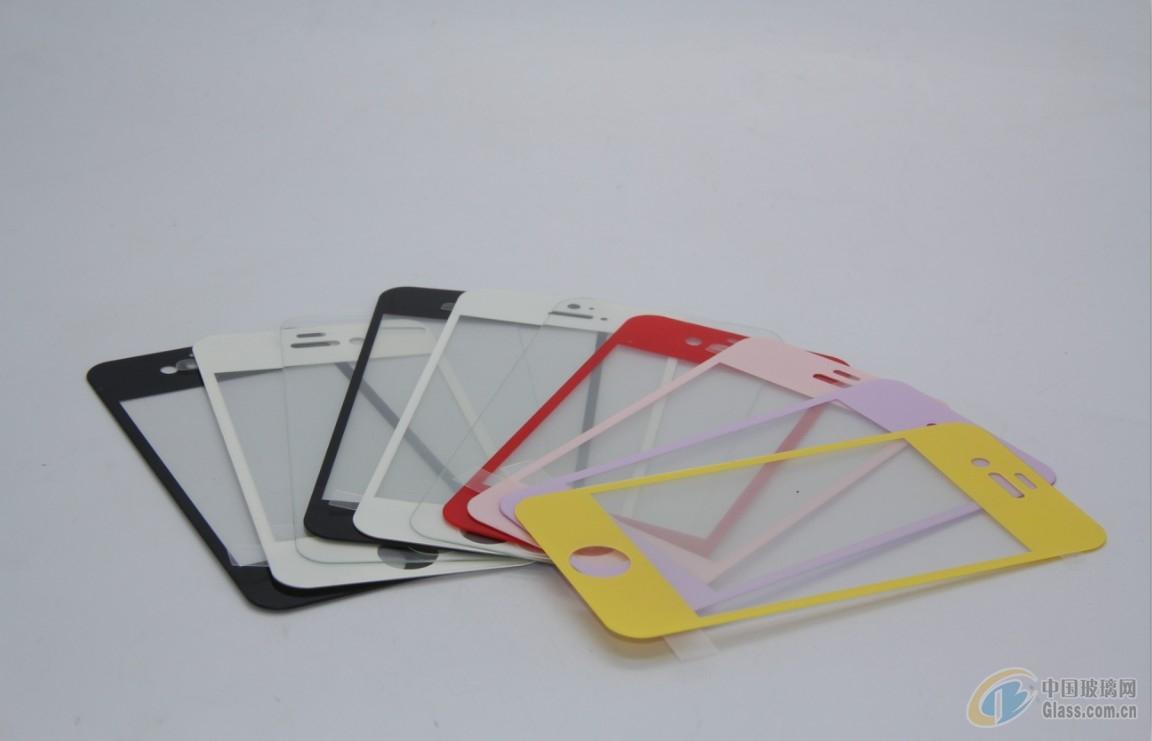 苹果手机屏幕钢化镜片
