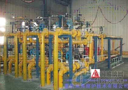 [图]玻璃窑炉燃烧系统-产品图片-中国玻璃网