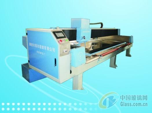 全自动玻璃刻槽机-玻璃雕刻机-中国玻璃网
