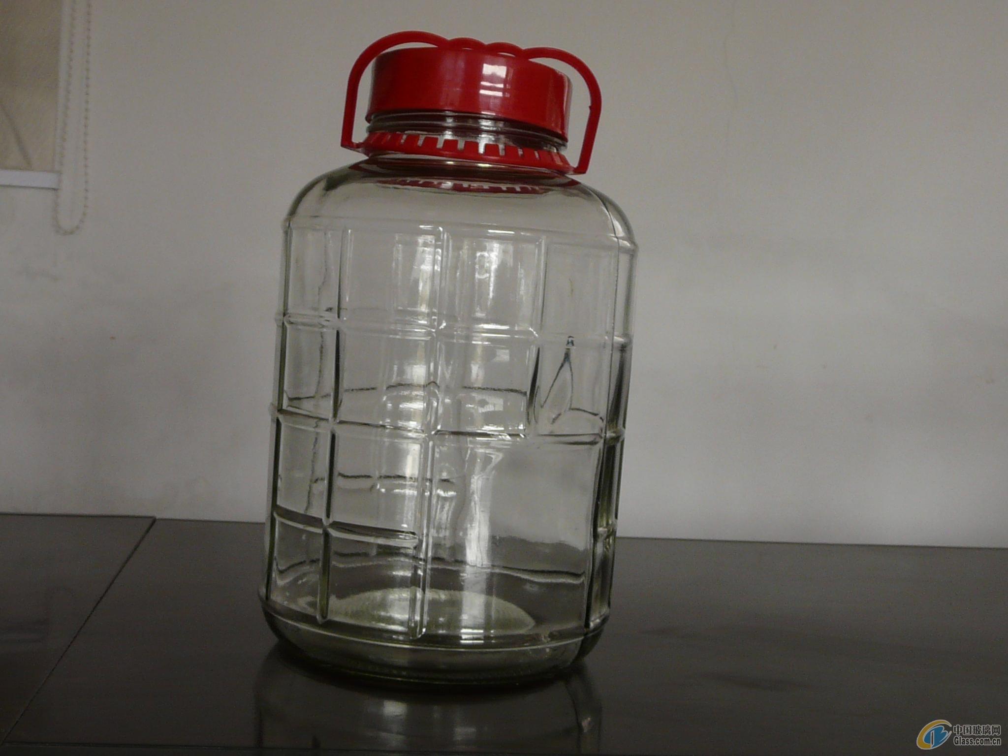 淄博/10L方格泡酒瓶