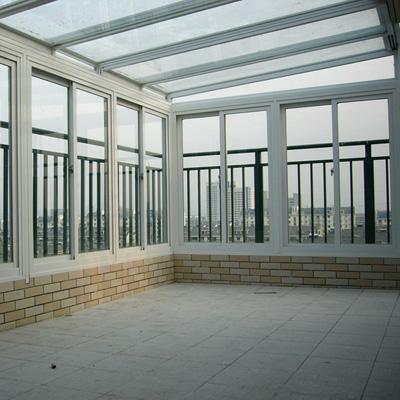 别墅屋顶彩钢板材质