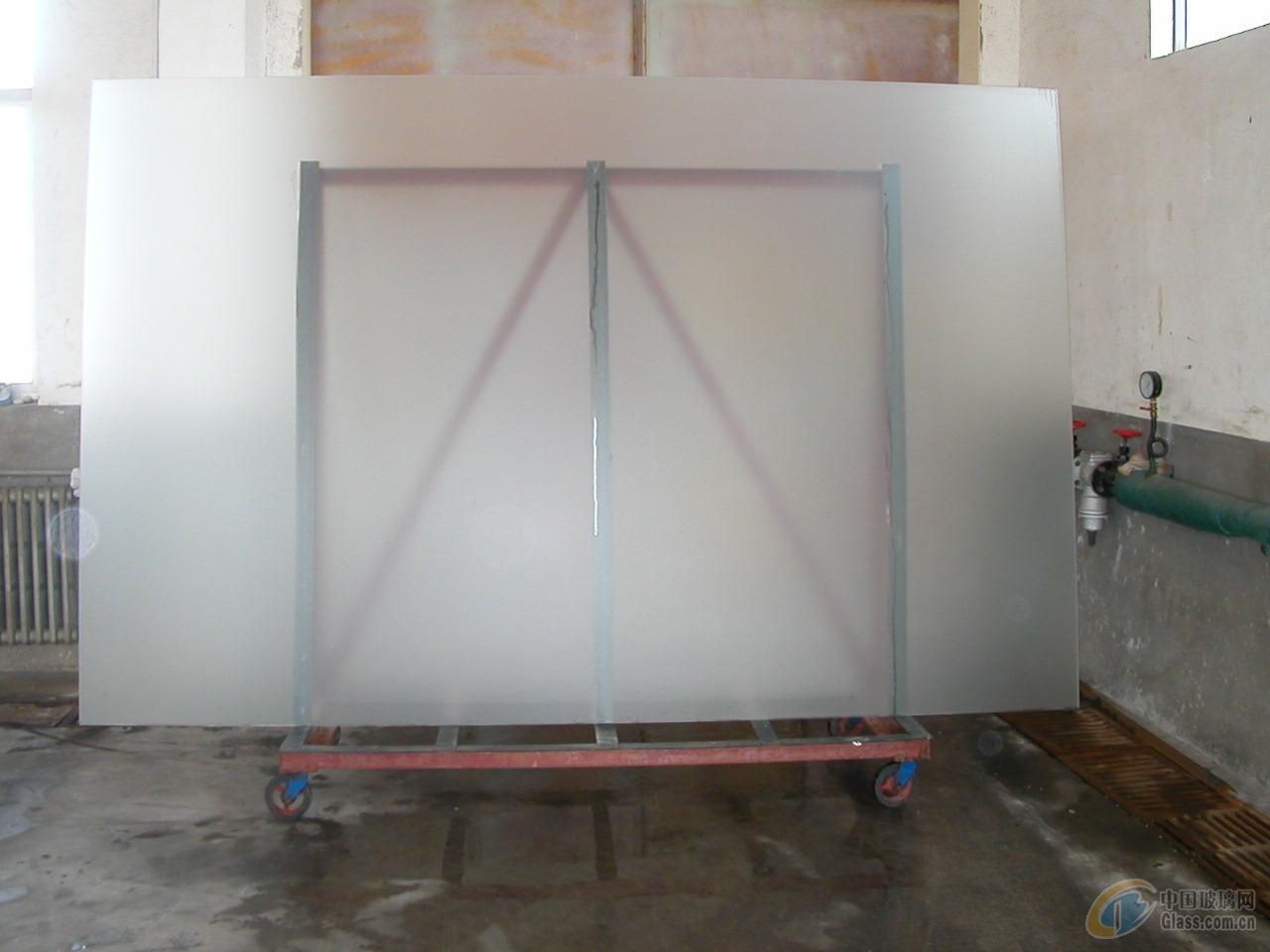 白色毛玻璃壁纸