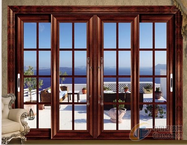 阳台窗户包边效果图