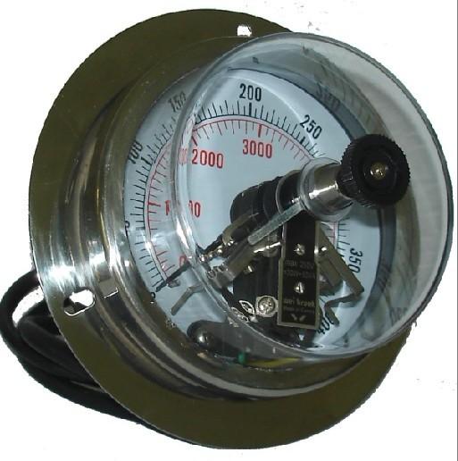 轴向电接点压力表-仪表玻璃-中国玻璃网