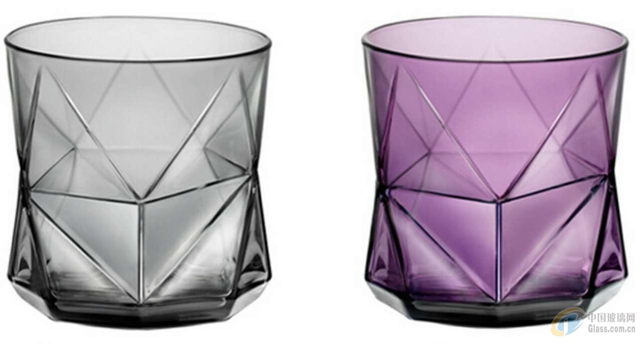 金华采购-四角玻璃酒杯图片