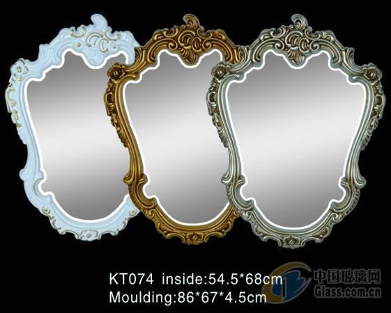 欧式镜框 仿古镜 装饰镜kt074
