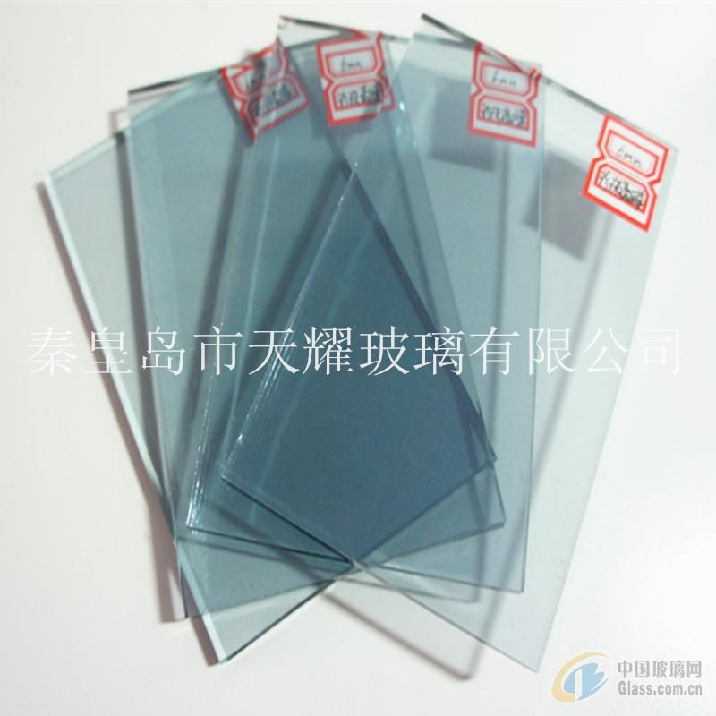 优质珍珠蓝镀膜玻璃