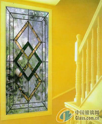 镶嵌玻璃/装饰玻璃