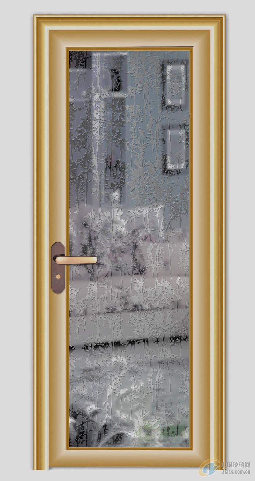 最流行的酒店欧式装饰玻璃