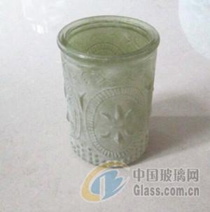 淄博采购-花纹玻璃杯