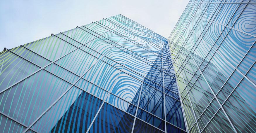 高档工程建筑玻璃