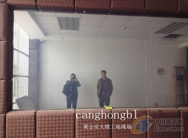 定制辨认室单向透视玻璃