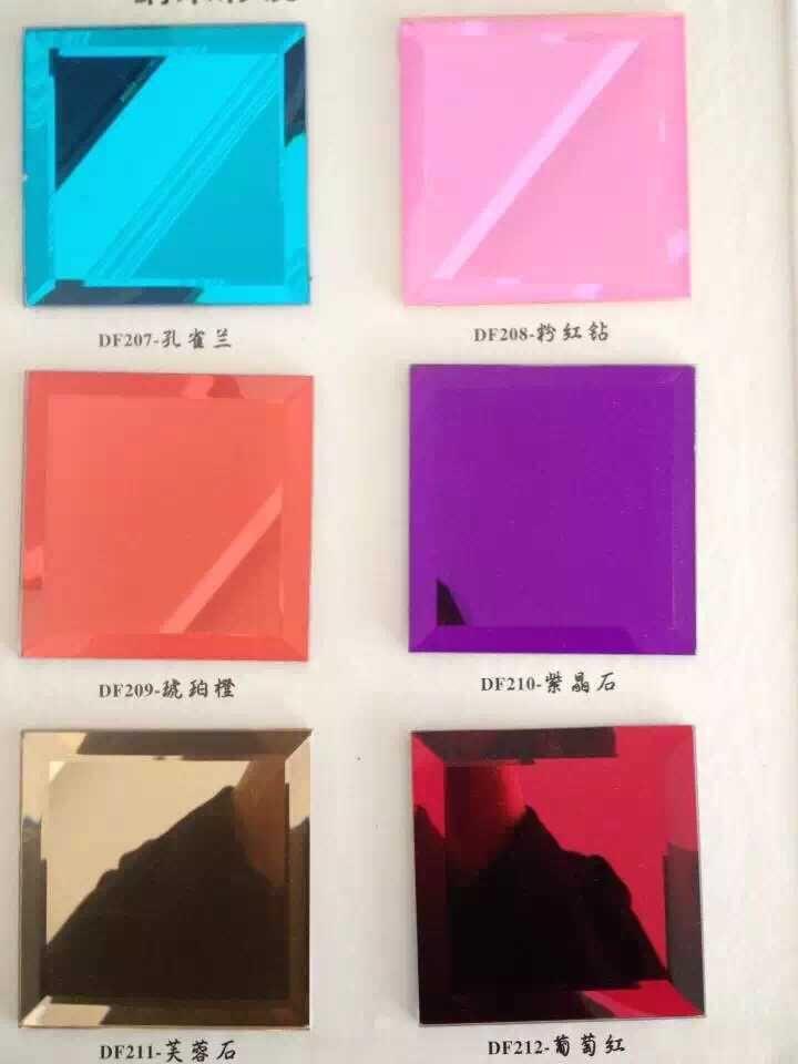 紫罗兰彩色简笔画
