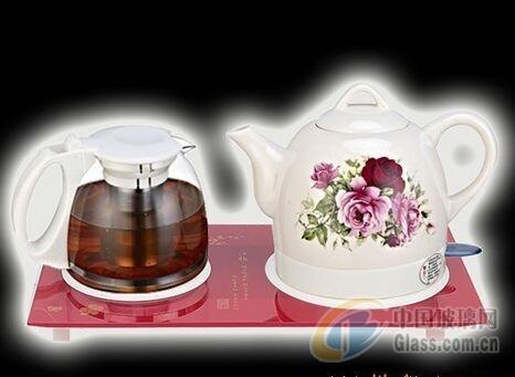 中山美华-陶瓷电热水壶玻璃