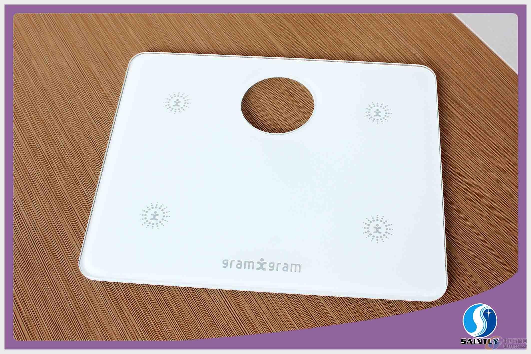 电子秤玻璃-丝印玻璃-中国玻璃网