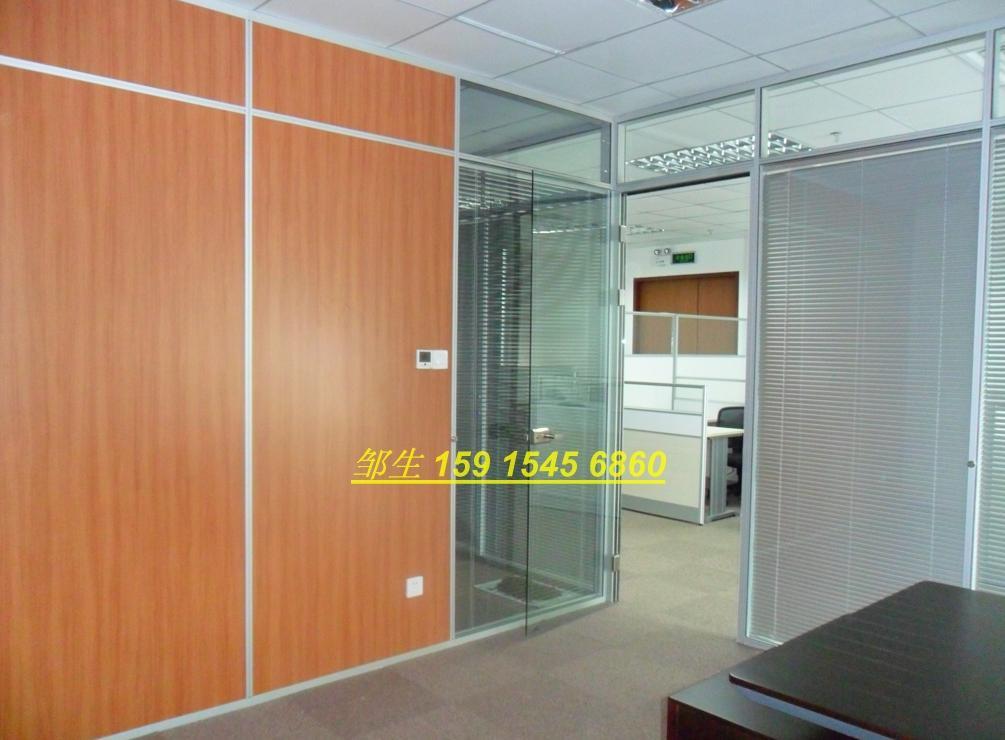 深圳铝合金玻璃高隔断墙