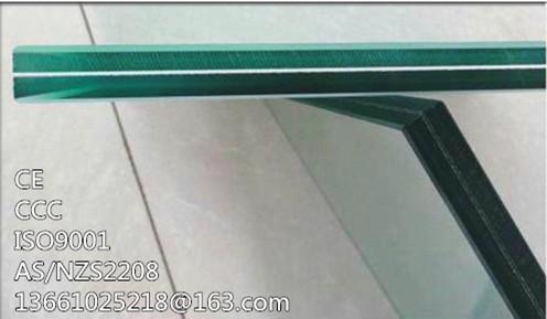 长期供应6+0.76PVB+6夹胶玻璃