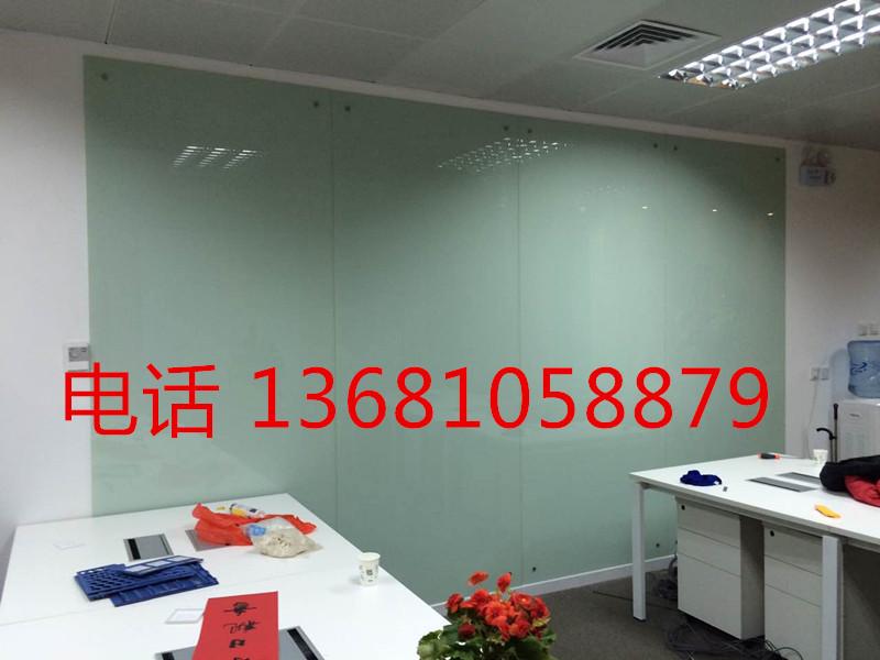 【玻璃白板安装 磁性玻璃白板安装】报价