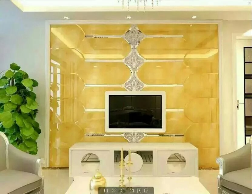 河北沙河市焕彩艺术玻璃有限公司是一家集设计、研发、生产和销售于一体的玻璃产品深加工企业。已通过ISO9001质量体系认证,产品申请国家专利10多项。 目前,公司主营产品时尚艺术玻璃拼镜广泛应用于家居及商业装饰背景墙当中。 焕彩背景墙以绿色环保、设计新奇、时尚简约、具有独特风格和文化内涵,且安装简易的家居装饰产品为设计思路,以多彩艺术生活为设计理念,在传统背景墙文化精髓的基础上,创新推出健康、环保、时尚、艺术的玻璃背景墙系列产品,打造出更艺术、更独特、更符合现代装饰文化的背景墙新风尚。 焕彩人秉承追求卓